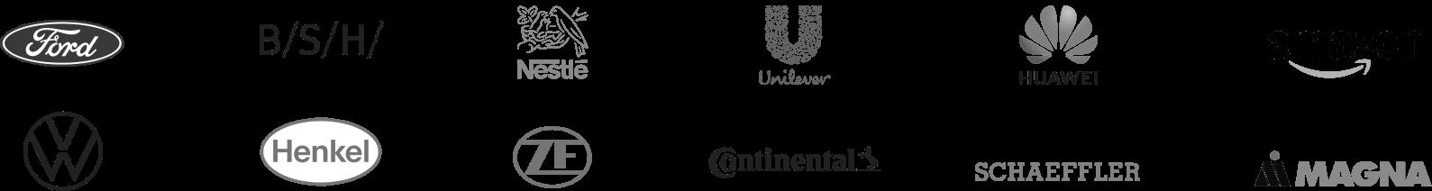 client logo overview